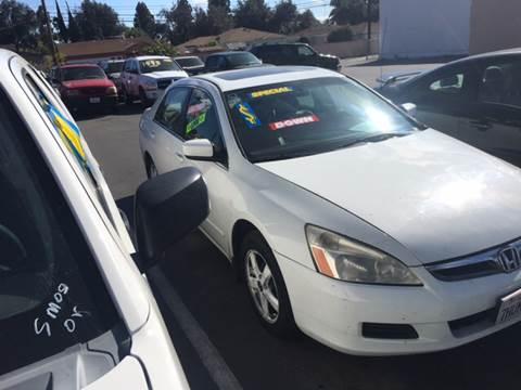 2007 Honda Accord for sale in Santa Ana, CA