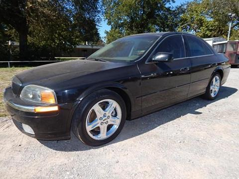 2002 Lincoln LS for sale in Midwest City, OK