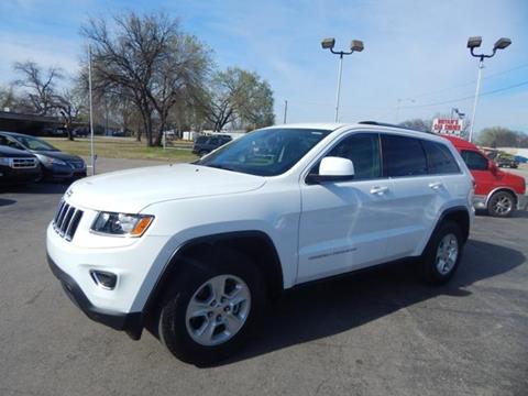 2016 Jeep Grand Cherokee for sale in Midwest City, OK