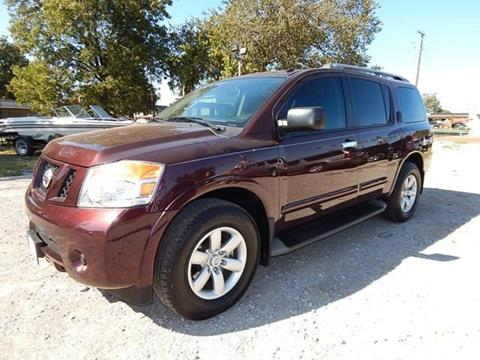 2014 Nissan Armada for sale in Midwest City, OK