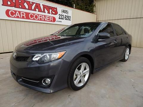 2014 Toyota Camry for sale in Midwest City, OK