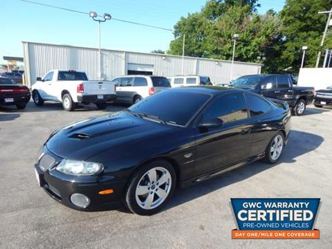 2006 Pontiac GTO for sale in Midwest City, OK