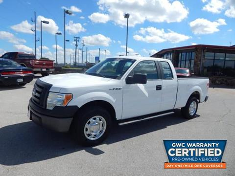 2011 Ford F-150 for sale in Midwest City, OK