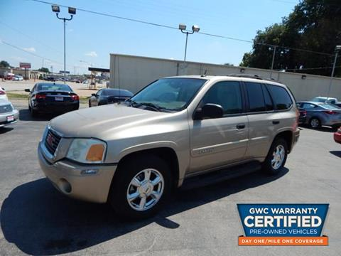 2004 GMC Envoy for sale in Midwest City, OK
