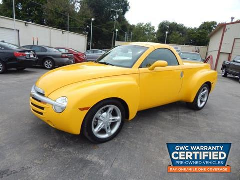 2004 Chevrolet SSR for sale in Midwest City, OK