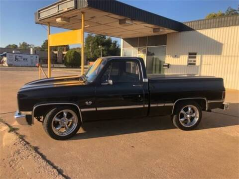 1986 Chevrolet C/K 10 Series for sale at Bryans Car Corner in Chickasha OK