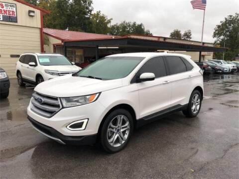 2017 Ford Edge for sale at Bryans Car Corner in Chickasha OK