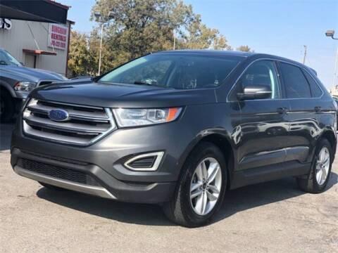 2016 Ford Edge for sale at Bryans Car Corner in Chickasha OK