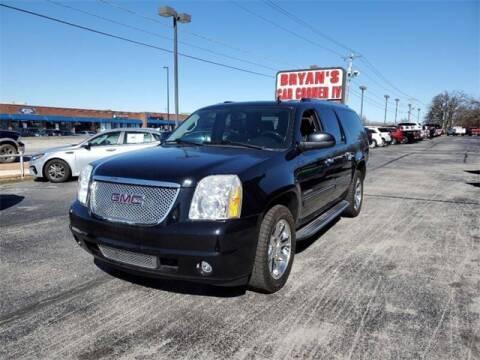 2012 GMC Yukon XL for sale at Bryans Car Corner in Chickasha OK