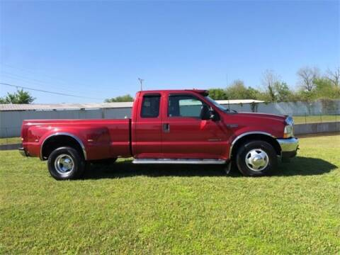 2002 Ford F-350 Super Duty for sale at Bryans Car Corner in Chickasha OK