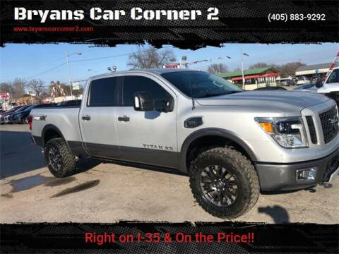2017 Nissan Titan XD for sale at Bryans Car Corner in Chickasha OK