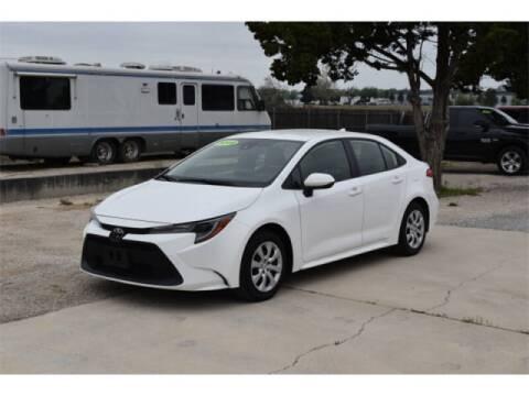 2020 Toyota Corolla for sale at Bryans Car Corner in Chickasha OK