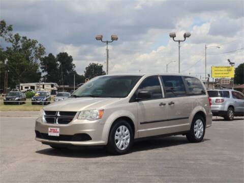 2014 Dodge Grand Caravan for sale at Bryans Car Corner in Chickasha OK