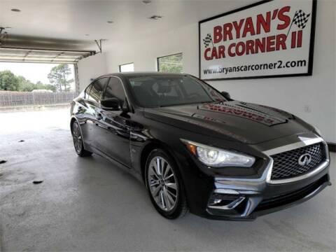 2018 Infiniti Q50 for sale at Bryans Car Corner in Chickasha OK