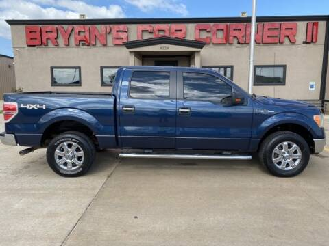 2014 Ford F-150 for sale at Bryans Car Corner in Chickasha OK