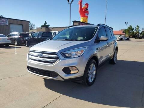2018 Ford Escape for sale at Bryans Car Corner in Chickasha OK