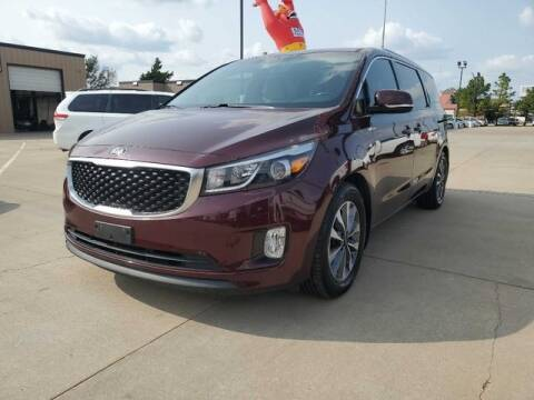 2015 Kia Sedona for sale at Bryans Car Corner in Chickasha OK