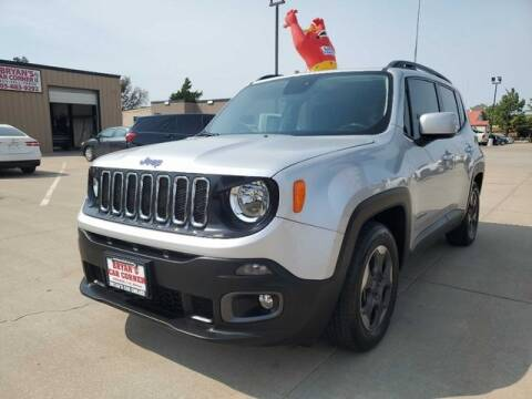 2015 Jeep Renegade for sale at Bryans Car Corner in Chickasha OK