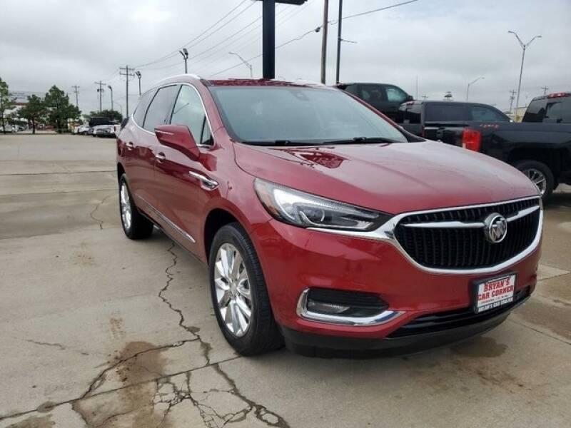 2019 Buick Enclave for sale at Bryans Car Corner in Chickasha OK