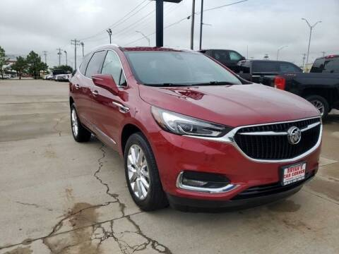 2019 Buick Enclave for sale at Bryans Car Corner in Chickasha OK