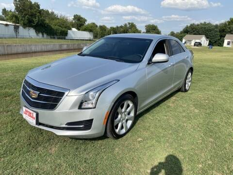 2016 Cadillac ATS for sale at Bryans Car Corner in Chickasha OK