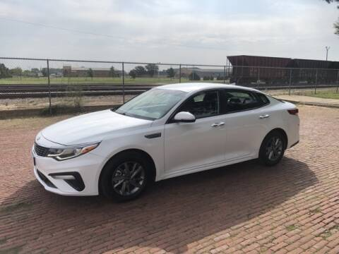 2019 Kia Optima for sale at Bryans Car Corner in Chickasha OK