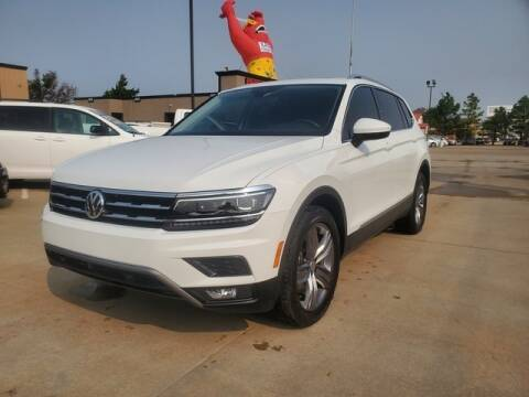 2018 Volkswagen Tiguan for sale at Bryans Car Corner in Chickasha OK