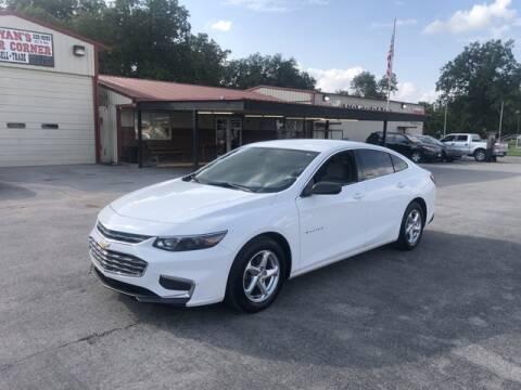 2017 Chevrolet Malibu for sale at Bryans Car Corner in Chickasha OK