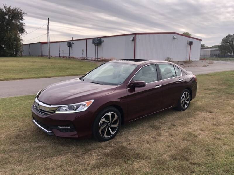 2016 Honda Accord for sale at Bryans Car Corner in Chickasha OK