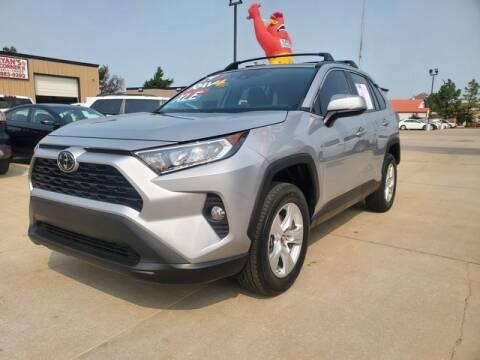 2019 Toyota RAV4 for sale at Bryans Car Corner in Chickasha OK