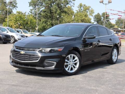 2016 Chevrolet Malibu for sale at Bryans Car Corner in Chickasha OK