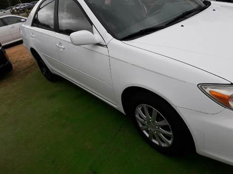 2004 Toyota Camry for sale in Semmes, AL