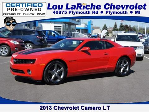 2013 chevrolet camaro for sale. Black Bedroom Furniture Sets. Home Design Ideas
