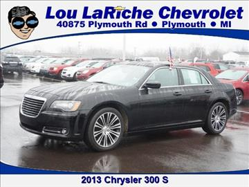 2013 Chrysler 300 for sale in Plymouth, MI