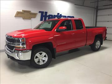 2017 Chevrolet Silverado 1500 for sale in Tomahawk, WI