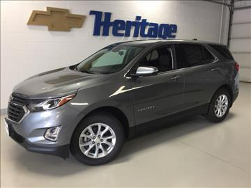 2018 Chevrolet Equinox for sale in Tomahawk, WI