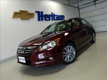 2011 Honda Accord for sale in Tomahawk, WI