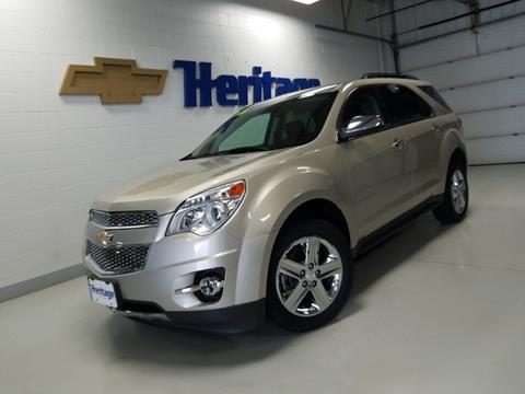 2015 Chevrolet Equinox for sale in Tomahawk WI