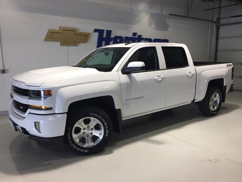 2018 Chevrolet Silverado 1500 for sale in Tomahawk WI