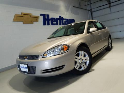 2012 Chevrolet Impala for sale in Tomahawk, WI