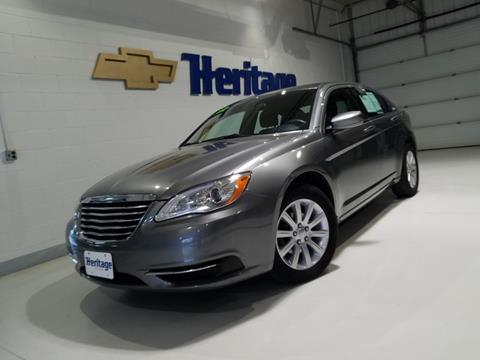2012 Chrysler 200 for sale in Tomahawk WI