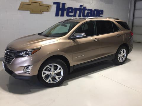 2018 Chevrolet Equinox for sale in Tomahawk WI
