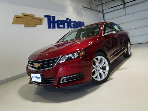 2017 Chevrolet Impala for sale in Tomahawk, WI