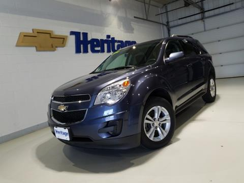 2014 Chevrolet Equinox for sale in Tomahawk WI