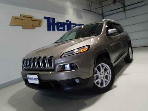 2017 Jeep Cherokee for sale in Tomahawk, WI