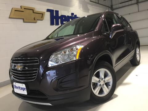 2016 Chevrolet Trax for sale in Tomahawk WI