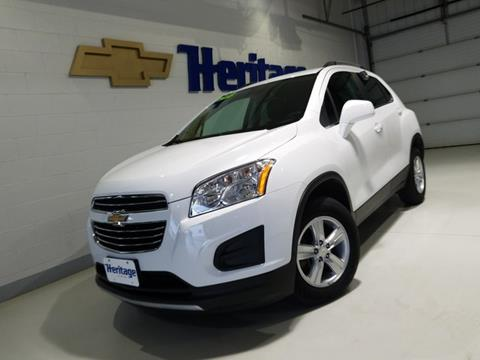2015 Chevrolet Trax for sale in Tomahawk, WI