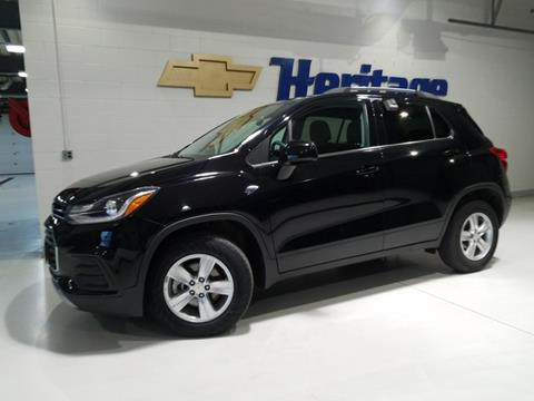 2017 Chevrolet Trax for sale in Tomahawk, WI