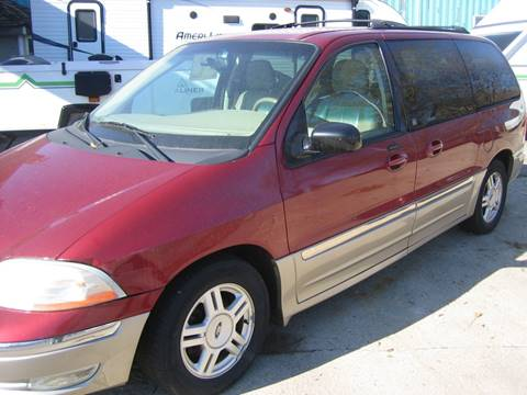 2002 Ford Windstar for sale in Westbrook, MN