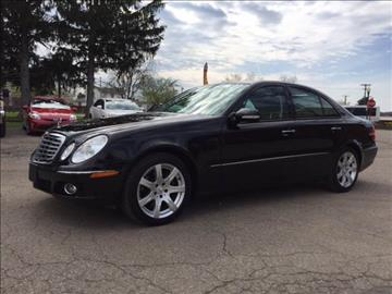 2007 Mercedes-Benz E-Class for sale in Byesville, OH